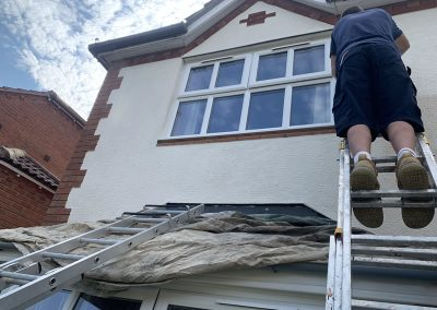 Exterior House painting in Thame