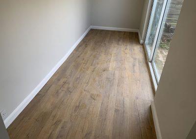Wood flooring in Thame