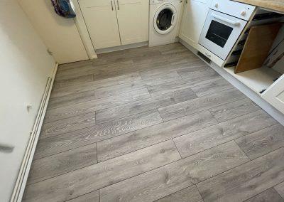 Engineered wood flooring in Thame