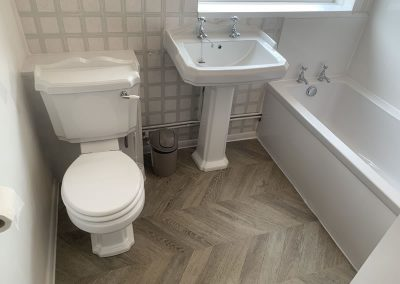 Solid wood flooring in Thame
