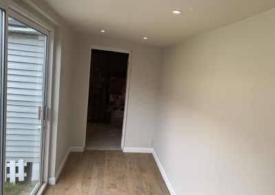Painted room in Thame