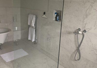 Shower room in Thame